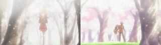桜の季節の思い出