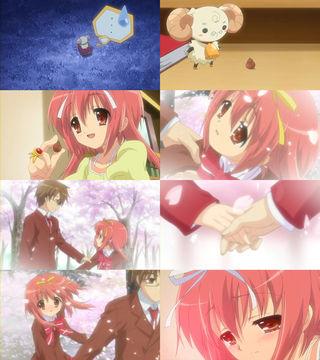 桜のなかの初恋。石蕗はすももの初恋の相手だった