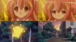 告白された秋姫すももは逃げ出してしまう。石蕗正晴は後を追うが時間切れでユキちゃんに変身