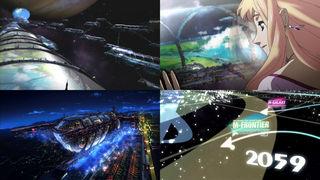 「銀河の妖精」シェリル・ノームがマクロスフロンティアに来る