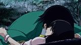 仙童紫(せんどうゆかり)を助ける青野月音(あおのつくね)