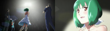 舞台に立つランカ・リー