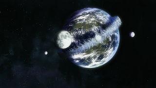 銀河中心部にあるバジュラ母星
