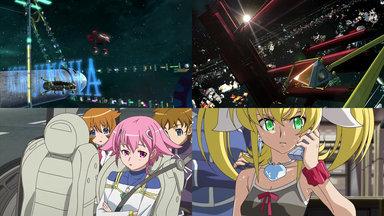 宇宙をかける少女1