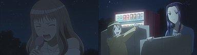 文芸部に星の解説をする蒔田姫