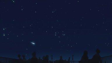 ふたご座流星群、オリオン座