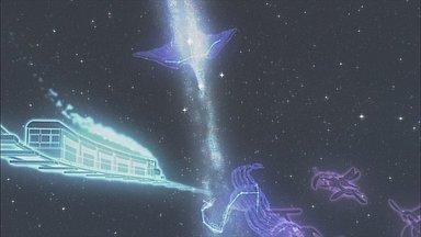 夏の大三角、さそり座、銀河鉄道の夜、七夕のかささぎ(宙のまにまに)