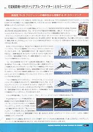 VF-25メサイア/VF-1バルキリーカラーリング